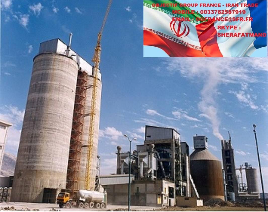 Clinker portland all buyer analyse around 26 $mt FOB IRAN