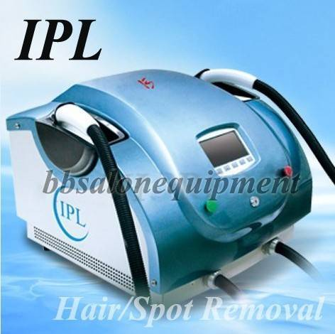 IPL Hair Removal Skin Rejuvenation Machine - 2 Handles