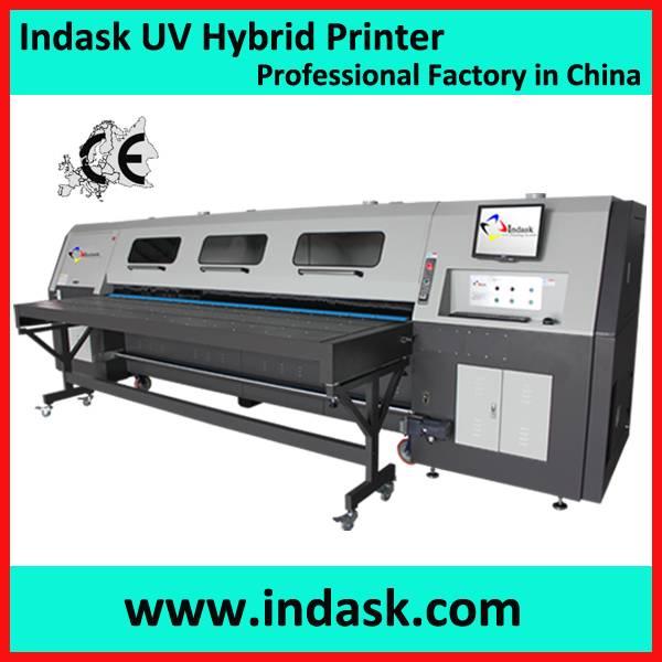 Indask hybrid uv printer FR2512
