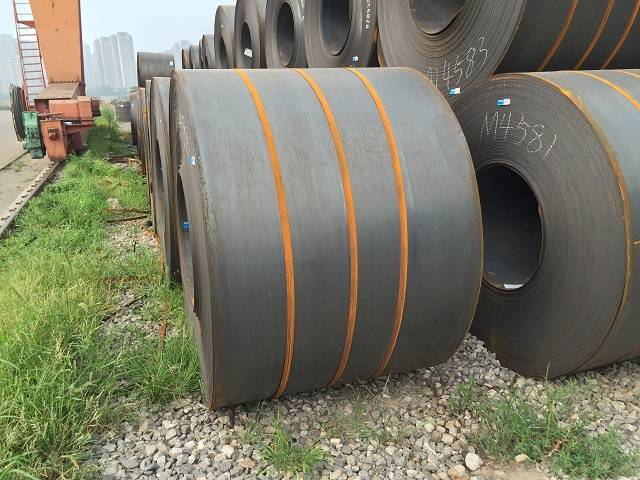 Steel for cold rolled