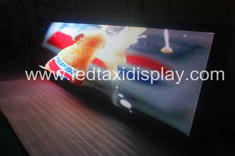 Full color Bus LED Display P5