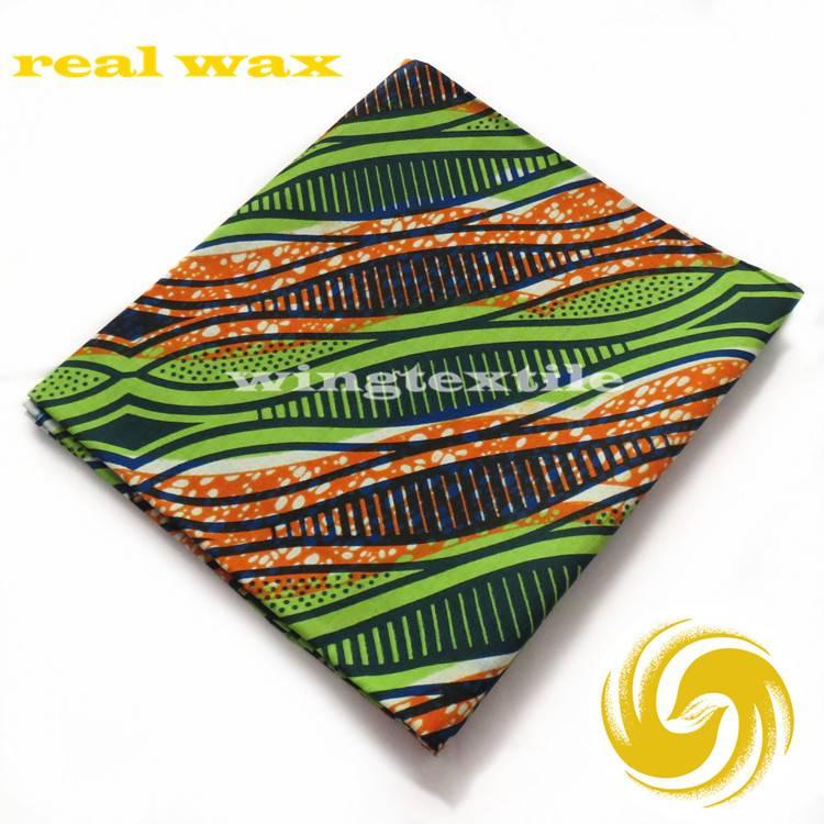 real wax