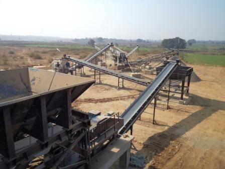 Consultancy for Crushing & Mining Business
