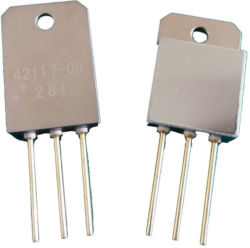 42117/42118 High temperature voltage regulator/Power supply  module