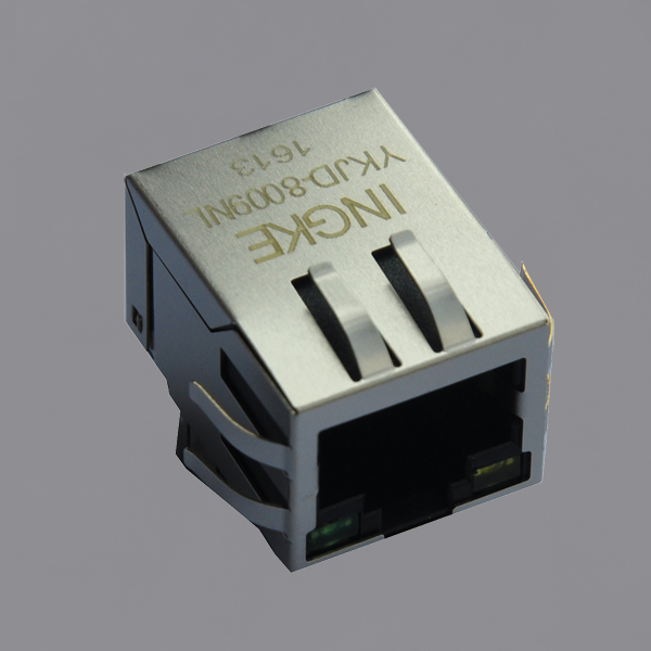 Halo HFJ11-2450E-LS12RL 10/100 Base-T Magnetic RJ45 Connectors