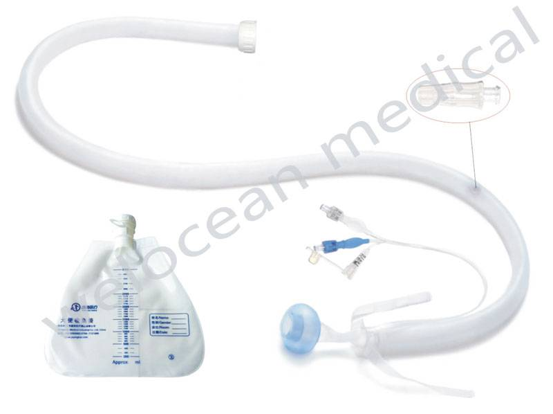 welocean medical device fecal management system fecal incontinence care products manufacturer supply