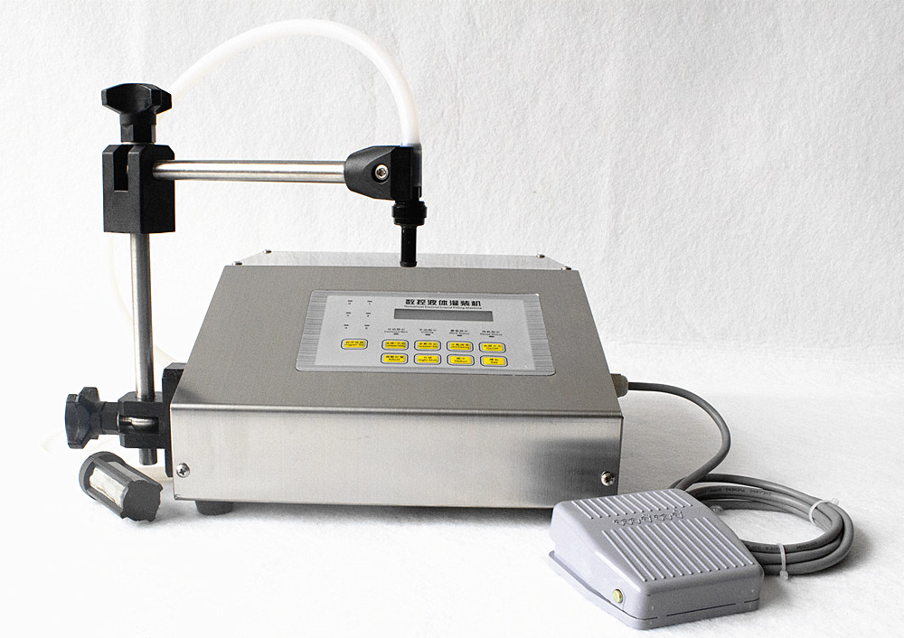 Digital Control Liquid Filler Hzk-160