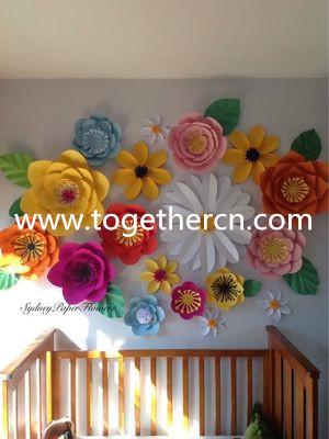 wedding decoration flower wall