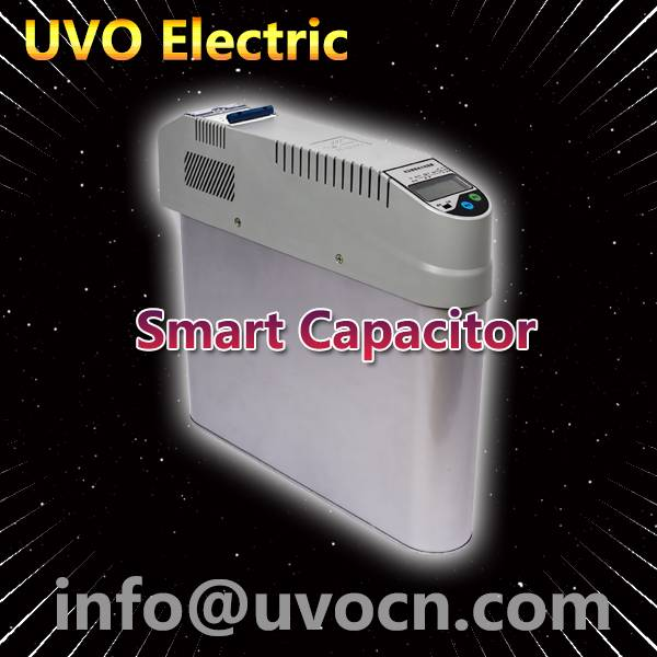 Smart capacitor automatic control for Distribution box