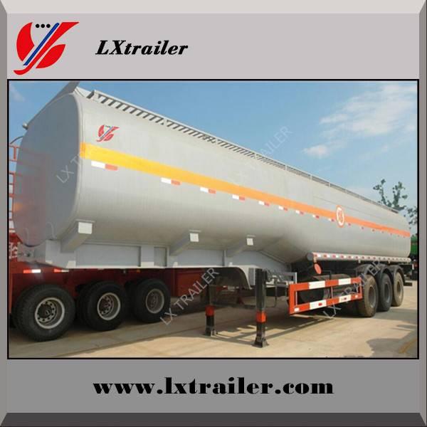 Liangxiang 35-80M3 diesel fuel tanker oil truck semi trailer