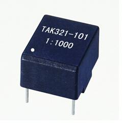 10A mini high frequency current transformer