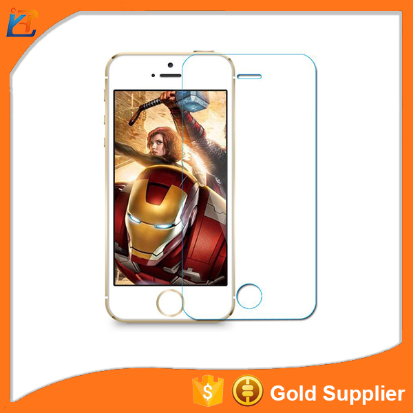 hight quality nano anti shock screen protector film for iphone