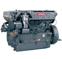 New Yanmar 6HYM-WET Marine Diesel Engine 600HP