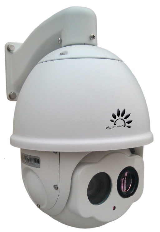 DTVC41 Series Speed Dome Thermal Camera