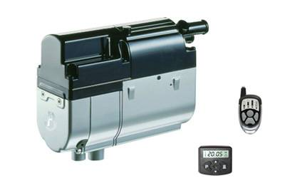 Hydronic Parking Heaters 2cw (5KW, 24V, Diesel Vehicle)