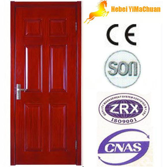 MDF molded door with cheap price and high quality