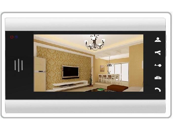 Door entry system wire video door phone for villa