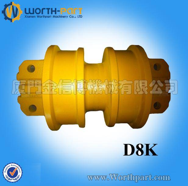 Bulldozer Rollers D8K Spare parts