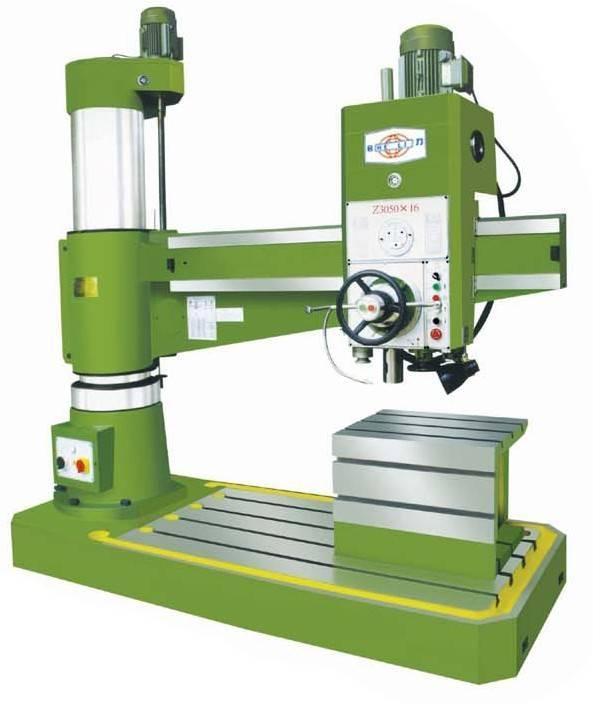Radial drilling machine Z3050x16