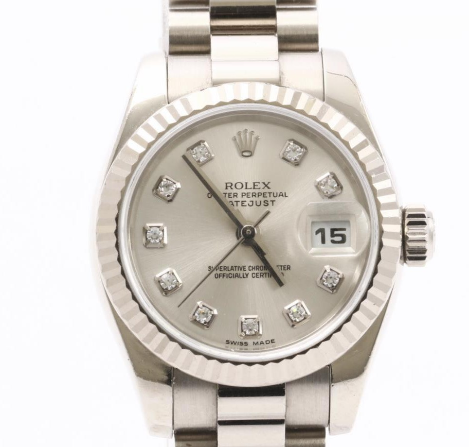 Used ROLEX Datejust 179179G Watches for bulk sale. Many brands available.