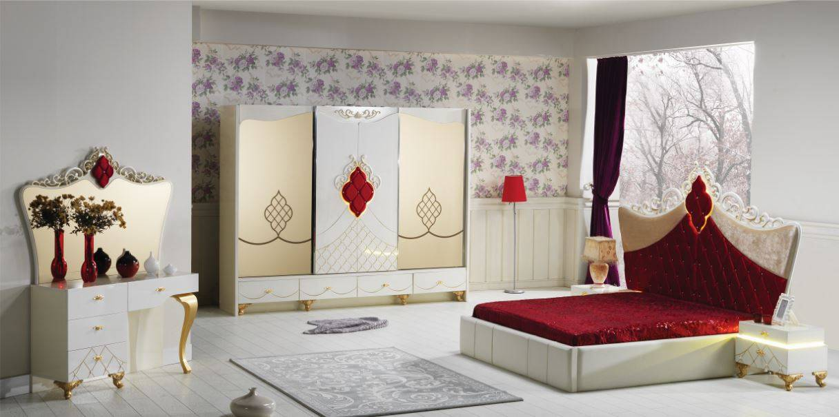 Milano Bedroom set