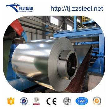 DX51D DX52D+Z Galvanized steel sheet