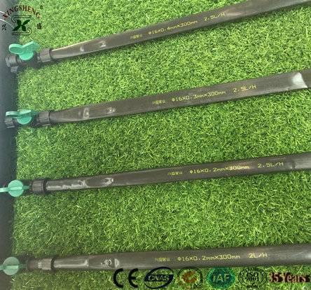 Agriculture irrigation system of drip tapes for sell