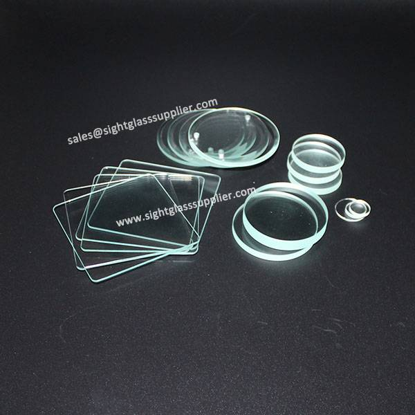 Special High Quality Optical Quartz Glass