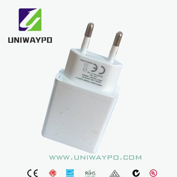5W usb power supply with CE PSE UL CCC ROHS certificate