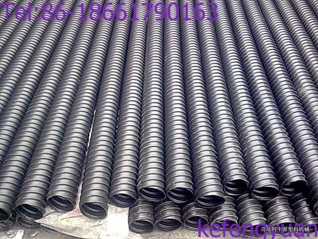 Pre-Stress Plastic Corrugated Pipe Production Line