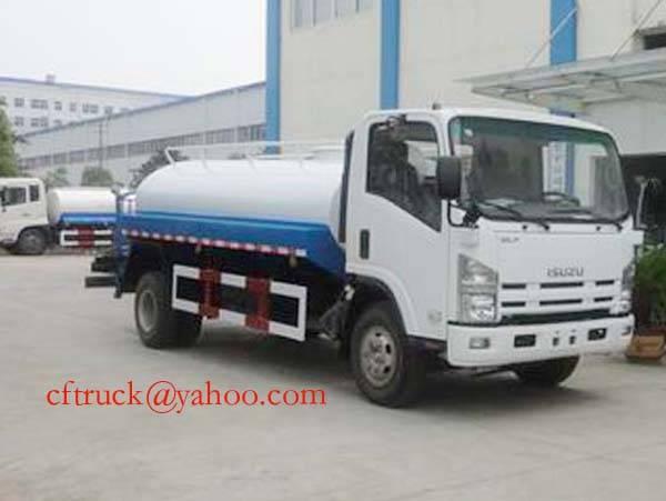 ISUZU 10000L Water Tanker