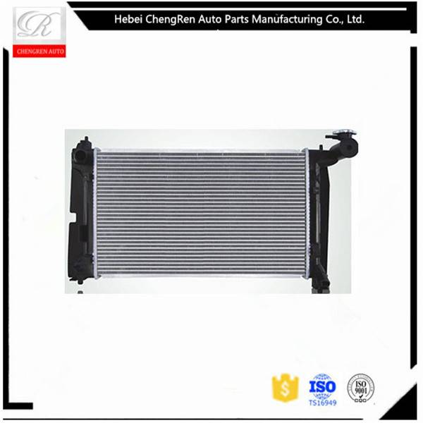 Car Automatic Radiator used for Geely Sc7