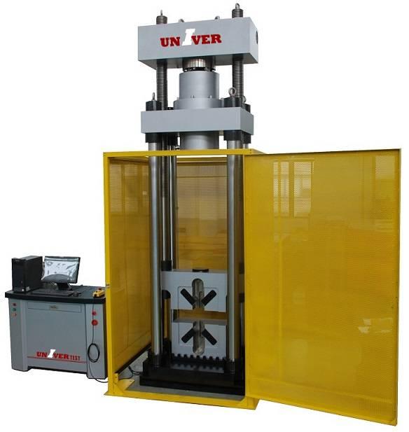 UNITEST-C Series Servo-hydraulic Universal Testing Machine