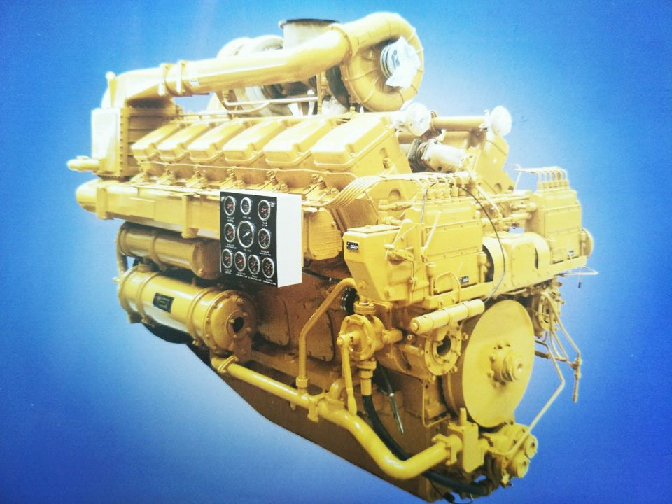 model Z12V190B diesel engines