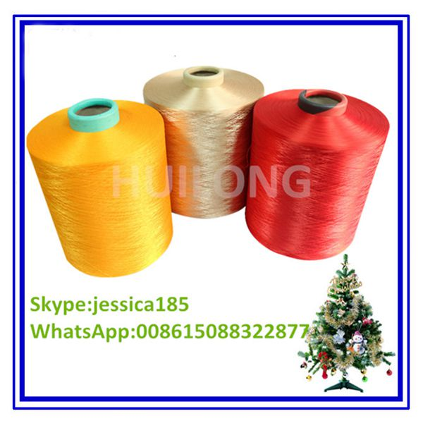 POLYESTER DOPE DYED YARNS DTY 150D/48F SD NM
