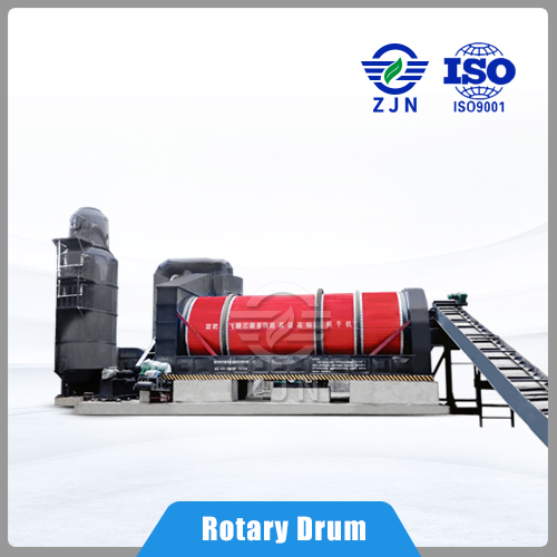 Hot Airflow Industrial Drying Equipment For Organic Fertilizer Drying 1.Introduction : Organic fe