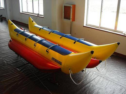 Inflatable Banana Boat Towables
