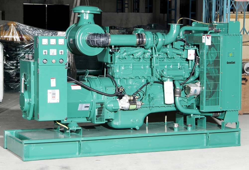 Cummins Series Diesel Generating sets