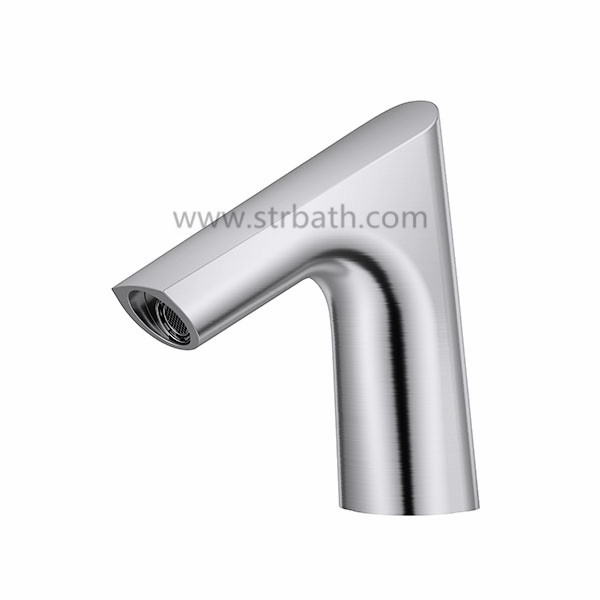Bathroom Basin Faucet with Sensor In The Spout