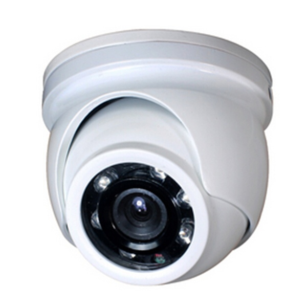 Eyeball Vandalproof IR Indoor Dome IPC