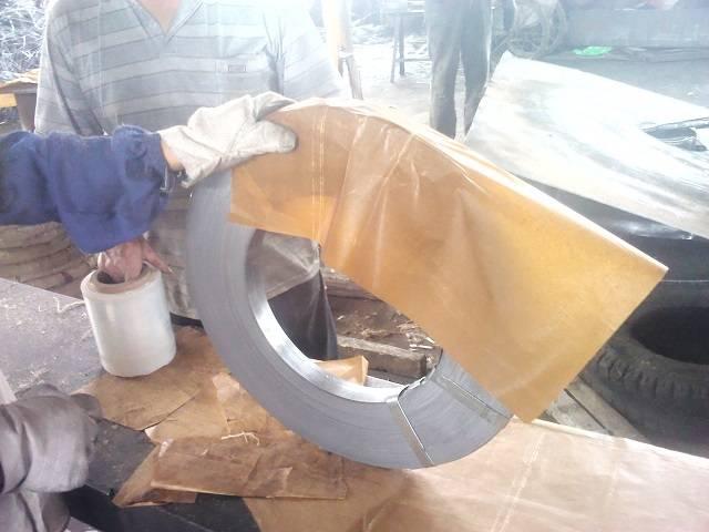 hoop iron