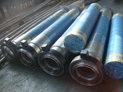 Steel wire spiraled Rotary Drilling Hose
