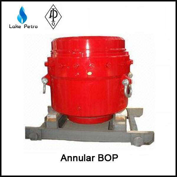 API 16A ANNULAR BOP FOR WELL DRILLING