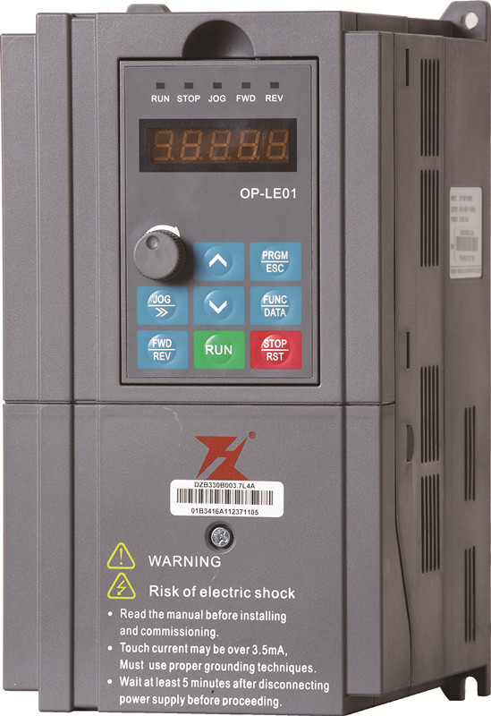 5.5kw 7.5kw 11kw 380v vector frequency inverter, large torque ac drive, high-performance VFD, invert