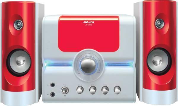 2011 new design 2.1 speaker package
