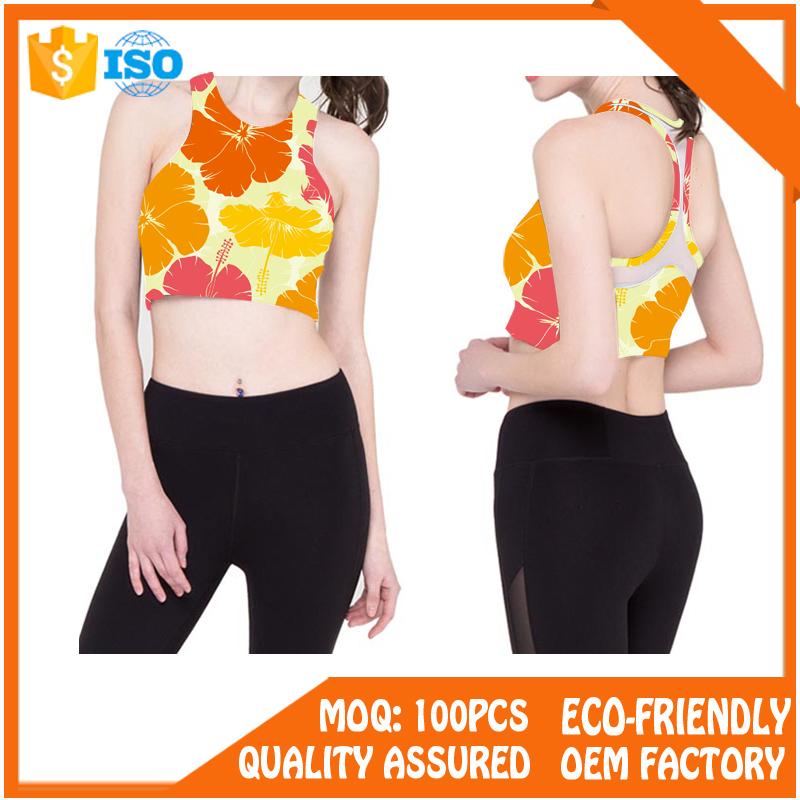 wholesale women sports bra dry fit sexy ladies brazil bra gym bra