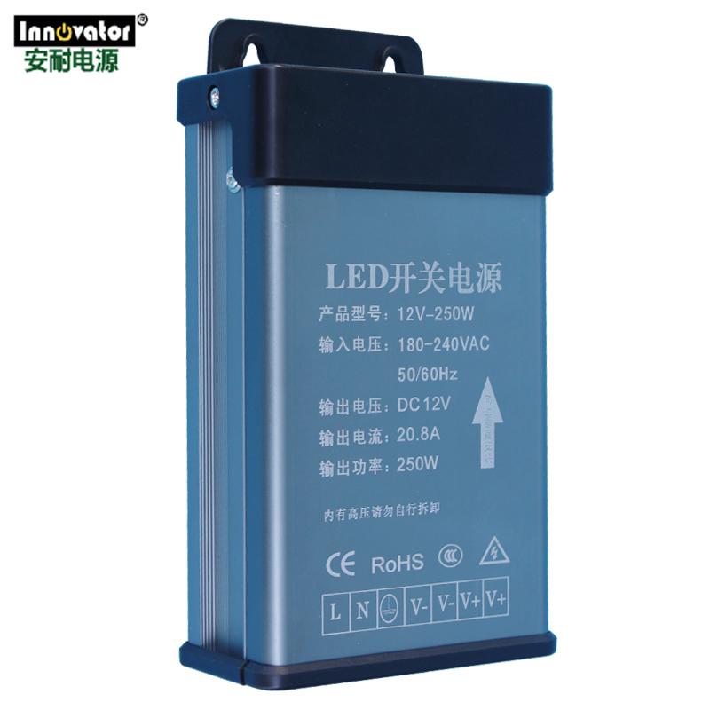 Cheaper Price OEM/ODM LED Power Supply DC12V LED Light Power Supply for Advertising Screen LEDs