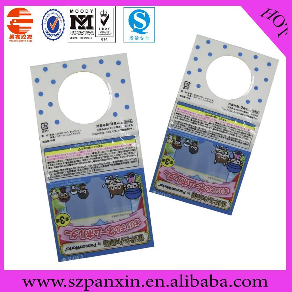 clear opp packaging plastic bags