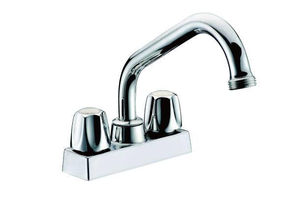 cUPC Double Handle Lavatory Faucet