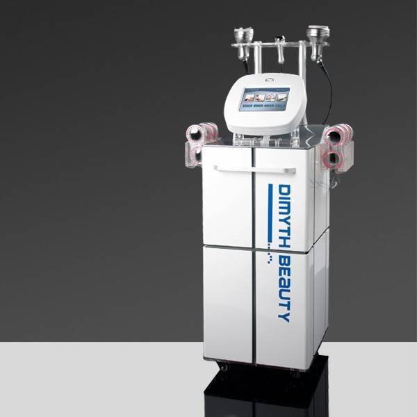 Vacuum cavitation slimming machine